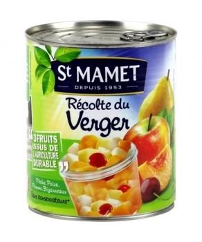 Mélange fruits Verger St Mamet
