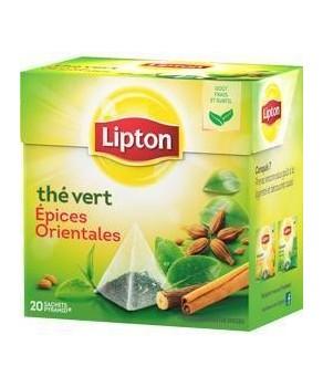 Lipton Thé Vert Epices...