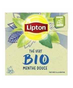 Thé Vert Bio Menthe Douce...