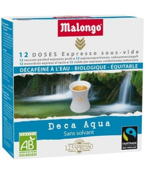 Malongo Deca Aqua