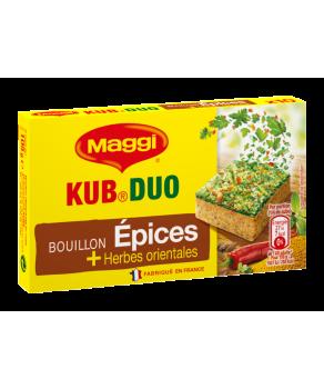 kub duo épices herbes d'orient