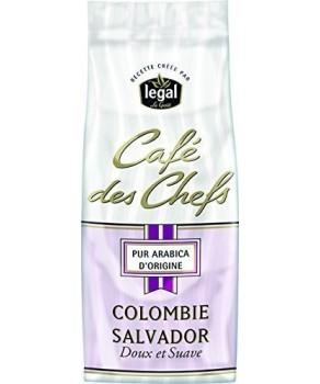 Café Legal Mexique Colombie