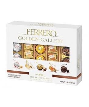 Golden Gallery Chocolat