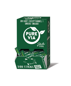 Sticks Stevia Pure Via