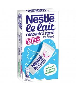 Lait concentré sucré Nestlé...