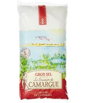 Gros sel de Camargue