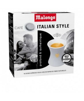 Malongo Doses Italian Style