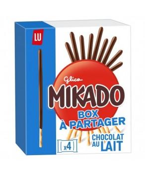 Mikado au chocolat au lait