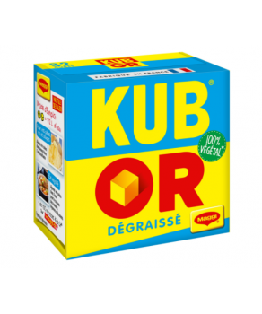 Kub Or Déshydraté Dégraissé