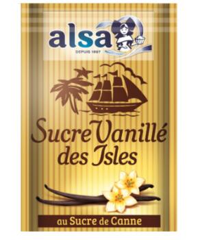 Sucre vanillé des îles