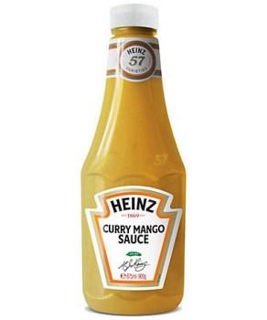 Sauce curry mango Heinz