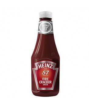 Sauce fire cracker Heinz