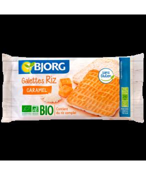Galettes de Riz Bio Caramel