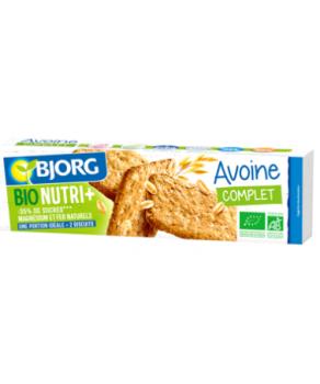 Biscuits Avoine complet Bjorg