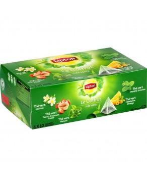 Assortiment Thé vert Lipton