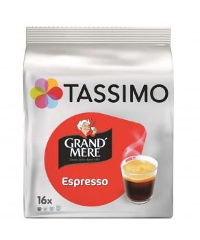 Dosettes espresso Grand-Mère