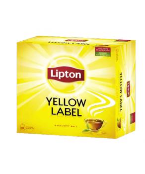 Thé Yellow lipton