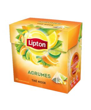Thé Lipton agrumes