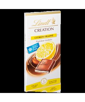 Chocolat Citron Frappé