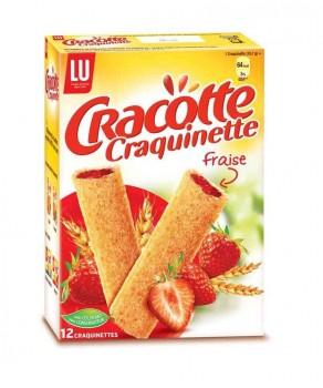 Craquinette Fraise