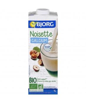 Bjorg noisette calcium