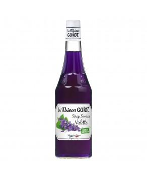 Sirop Violette Maison Guiot