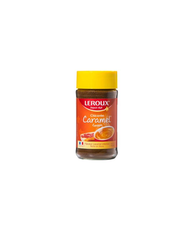 Chicorée soluble Caramel Leroux