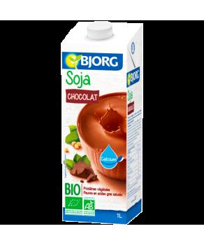 Soja chocolat biologique