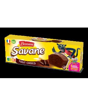 Gateau Savane Chocolat Noir