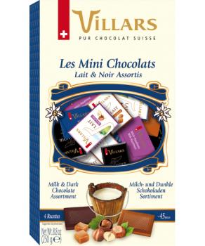 Minis Chocolats Lait & Noir