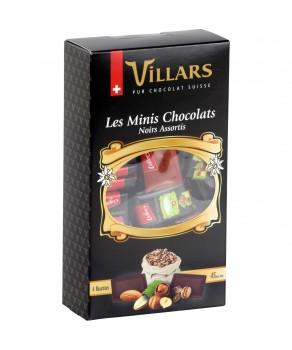 Minis Chocolats Noirs Suisses