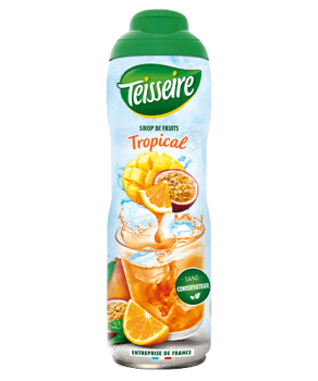 Sirop Multifruits Teisseire