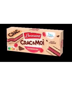 Crac et moi Framboise Brossard