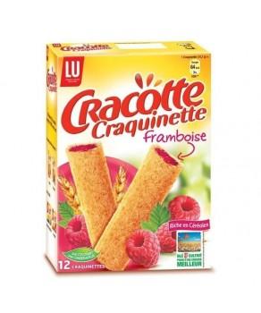Craquinette Fourrée framboise