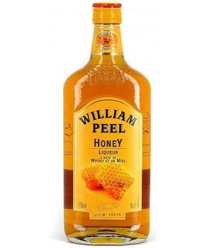 Whisky William Peel Honey