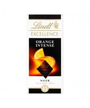 Chocolat noir orange intense