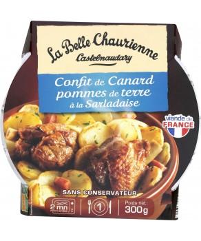 Confit de Canard & Pommes...