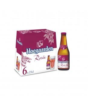 Bière Hoegaarden Rosée