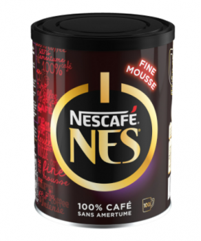 Café Nescafé Nes Soluble