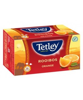 Thé Rooibos orange Tetley