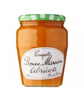 Compote d'abricots Bonne Maman