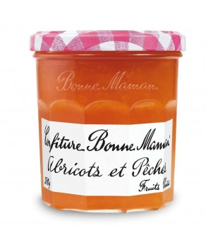 Confiture Abricots & Pêches