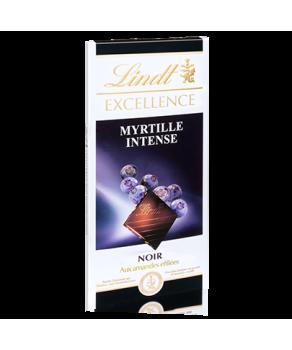 Chocolat Myrtilles