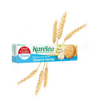 Biscuit Vanille Karéléa