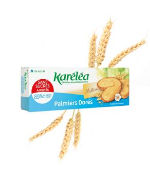 Biscuits Palmiers Karéléa