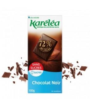 Chocolat Noir Dessert Karéléa