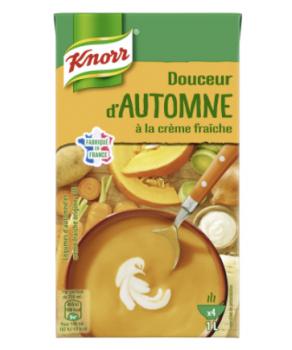 Soupe Douceur d'Automne Knorr