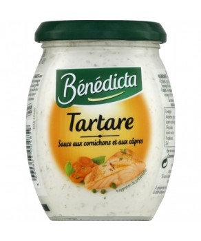 Sauce Tartare Bénédicta