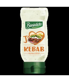 Sauce kebab benedicta