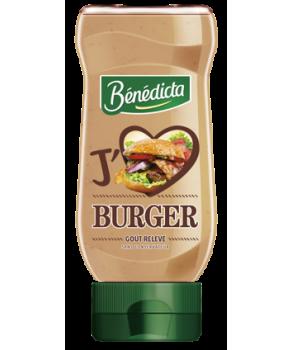 Sauce Burger Benedicta